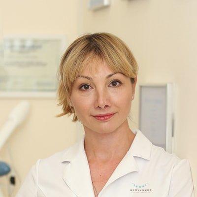Ряшина Екатерина Владимировна : Стоматолог-ортодонт