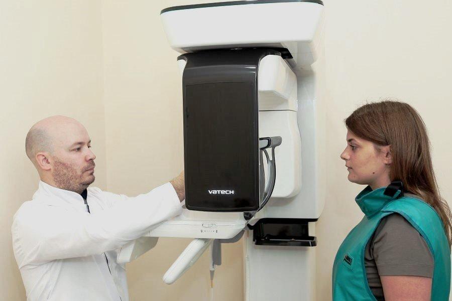 Компьютерная томография и рентгенография